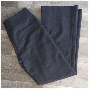 NWOT Antonio Melani Black Wool Blend Pants.